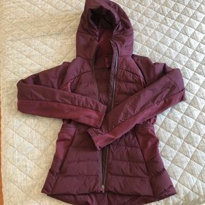LULULEMON DOWN FOR IT ALL PUFFER JACKET